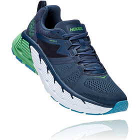 Hoka One One Gaviota 2 Shoes Men moonlit ocean/black iris